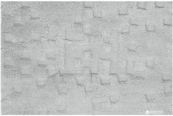 Акция на Коврик в ванную комнату Spirella Cotton Tama 60х90 см Серый (10.19918) от Rozetka