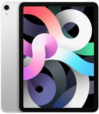 "Акция на Планшет Apple iPad Air 10.9"" Wi-Fi + Cellular 64GB Silver (MYGX2RK/A) от Rozetka"