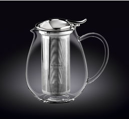 Акция на Чайник заварочный Wilmax Thermo с фильтром 0.85 л (WL-888802) от Rozetka