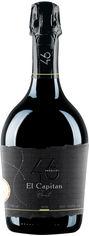 Акция на Вино игристое 46 Parallel El Capitan Brut белое 0.75л (PRA4820233640097) от Stylus