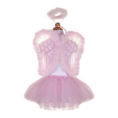 Акция на Костюм Great Pretenders Ангел (43615) от Будинок іграшок