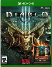 Акция на Игра Diablo III. Eternal Collection для Xbox One (Blu-ray диск, English version) от Rozetka