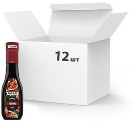Акция на Упаковка соевого соуса ТОРЧИН Терияки 190 мл х 12 шт (7613036655767) от Rozetka