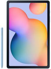 Акция на Samsung Galaxy Tab S6 Lite 10.4 4/64GB Lte Blue (SM-P615NZBA) от Stylus
