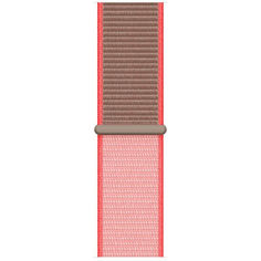 Акция на Ремешок Apple 40mm Neon Pink Sport Loop (MXMN2ZM/A) от Allo UA
