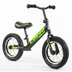 Акция на Велобег CORSO 36906 стальная рама, колесо 12 Надувные колёса от Allo UA