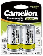 Акция на Аккумулятор Camelion R20-2BL 4500 мАч Ni-Cd (NC-D4500BP2) от Rozetka