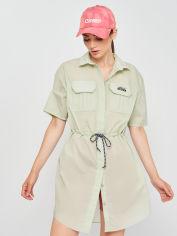 Акция на Платье Adidas Shirt Dress R.Y.V. GN4243 S/M Grey (4064044772497) от Rozetka