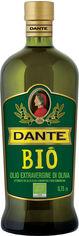 Акция на Оливковое масло Olio Dante Extra Virgin Bio Органическое первого холодного отжима 0.75 л (8033576194905) от Rozetka