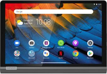 Акция на Lenovo Yoga Smart Tab 4/64 WiFi Iron Grey (ZA3V0040UA) от Y.UA