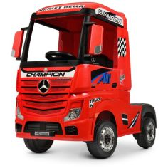 Акция на Электромобиль Bambi Mercedes M 4208EBLR-3 Red (M 4208EBLR) от Allo UA