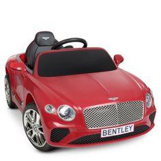 Акция на Электромобиль Bambi Bentley ZP8008EBLR-3 Red (ZP8008EBLR) от Allo UA