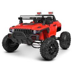 Акция на Электромобиль Bambi Racer M 4531EBLR-3 Red (M 4531EBLR) от Allo UA