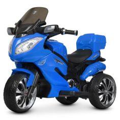 Акция на Мотоцикл Bambi M 4204EBLR-4 Blue (M 4204EBLR) от Allo UA