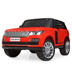 Акция на Электромобиль Bambi Range Rover 2 х 12V9Ah M 4175EBLR-3 Red (M 4175EBLR-3) от Allo UA