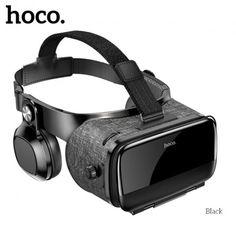 Акция на 3D очки виртуальной реальности Hoco VR с гарнитурой для смартфонов 5.5-6 от Allo UA