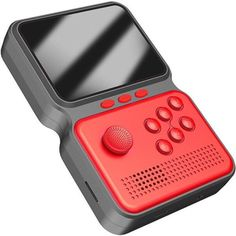 Акция на GameBox Pro + 900 игр Red (47631OE) от Allo UA