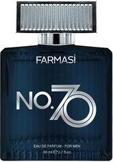 Акция на Парфюмированная вода для мужчин Farmasi No. 70 80 мл (1107484) (ROZ6400104083) от Rozetka