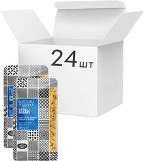 Акция на Упаковка макарон La Ruvida Ditali Rigati bronzo 500 г х 24 шт (8008857126548) от Rozetka