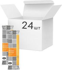 Акция на Упаковка макарон La Ruvida Spaghetti bronzo 500 г х 24 шт (8008857126197) от Rozetka