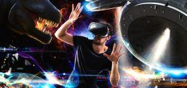 Акция на 1 час игры в клубе виртуальной реальности Injoy VR от Pokupon