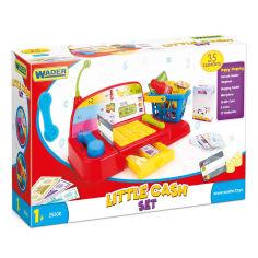 Акция на Игровой набор Wader Касса магазина с оборудованием 25500 ТМ: Wader от Antoshka