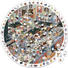 Акция на Пазл JANOD Кухня ресторана (J02794) от Foxtrot