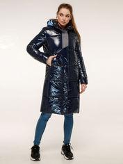 Акция на Куртка Favoritti ПВ-1262 50 Темно-голубая (4900000242638) от Rozetka