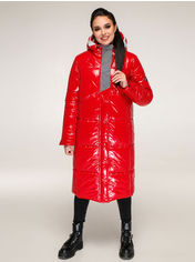 Акция на Куртка Favoritti ПВ-1262 50 Красная (4900000242935) от Rozetka
