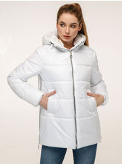Акция на Куртка Favoritti В-1272 52 Белая дымчатая (4900000245639) от Rozetka