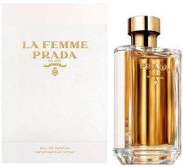 Акция на Парфюмированная вода для женщин Prada La Femme 100 мл (8435137749287) от Rozetka