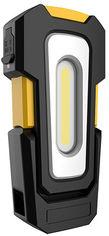 Акция на Фонарь складной светодиодный PROTESTER COB аккумуляторный (L-0303W) от Rozetka