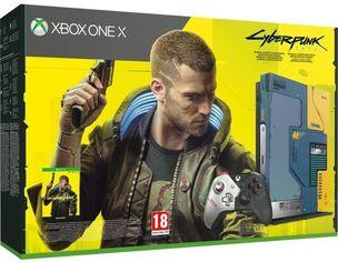 Акция на Xbox One X 1TB Cyberpunk 2077 Limited Edition от Stylus