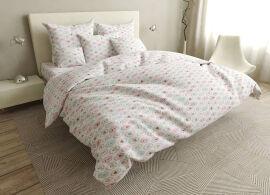 Акция на Комплект постельного белья MirSon Бязь Premium 17-0400 Nyami Евро (2200002867153) от Rozetka
