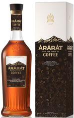 Акция на Крепкий алкогольный напиток Ararat Coffee 0.5 л 30% (4850001006688) от Rozetka