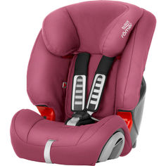 Акция на Автокресло BRITAX-ROMER Evolva 123 Wine Rose (2000030288) от Y.UA