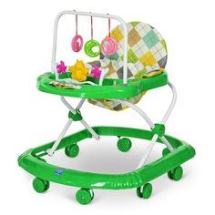 Акция на Детские ходунки Bambi M 0591-S Зеленый от Allo UA
