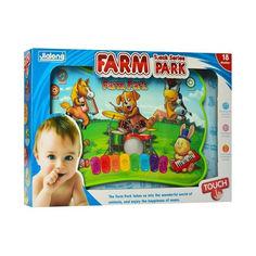 Акция на Пианино Bambi JL-8388-9-90 Farm Park от Allo UA