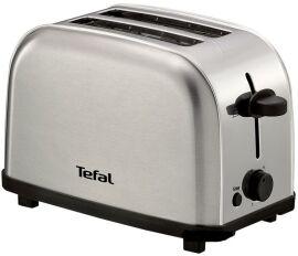 Акция на Тостер Tefal TT330D30 металлический от Podushka