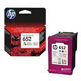 Акция на Картридж струйный HP No.652 DJ Ink Advantage 1115/2135/ 3635/3835 Color (F6V24AE) от Foxtrot