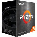 Акция на Процессор AMD Ryzen 5 5600X Box (100-100000065BOX) от Foxtrot