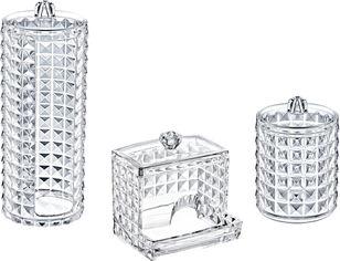 Акция на Набор из трех органайзеров Boxup Diamond FT-028 (8681944170282) от Rozetka
