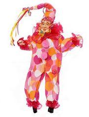 Акция на Фигурка Scorpio Клоун 23 см Розовый (4824028003296) от Rozetka