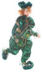 Акция на Фигурка Scorpio Кукла-шут 41 см Зеленая (571119)(4824028004095) от Rozetka