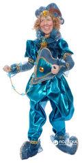 Акция на Фигурка Scorpio Кукла-шут 41 см Голубая (571117)(4824028004071) от Rozetka