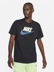 Акция на Футболка Nike M Nsw Tee Alt Brand Mark 12Mo DB6523-010 S (194502454918) от Rozetka