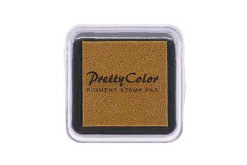 Акция на GOKI Краски для штампиков горчичный (15345G-21) от Repka