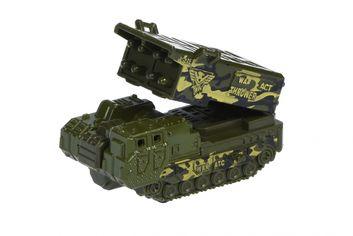 Акция на Same Toy Model Car Армия Ракетная установка в коробке (SQ80992-8Ut-3) от Repka