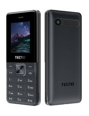 Акция на TECNO T301 DS Black от Repka