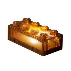 Акция на LIGHT STAX с LED подсветкой Transparent коричневый 1 эл. 4х2 (LS-S11903-06) от Repka